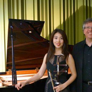 Corey Hamm and Nicole Ge Li, PEP (Piano & Erhu Project)