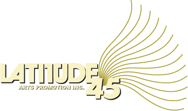 Latitude 45 Arts Promotion Inc logo
